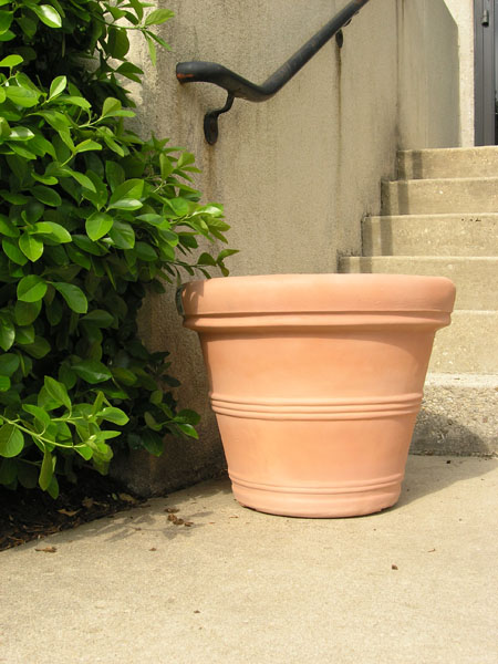 The Brunello Planter Is Offered In Many Sizes And Color Choices