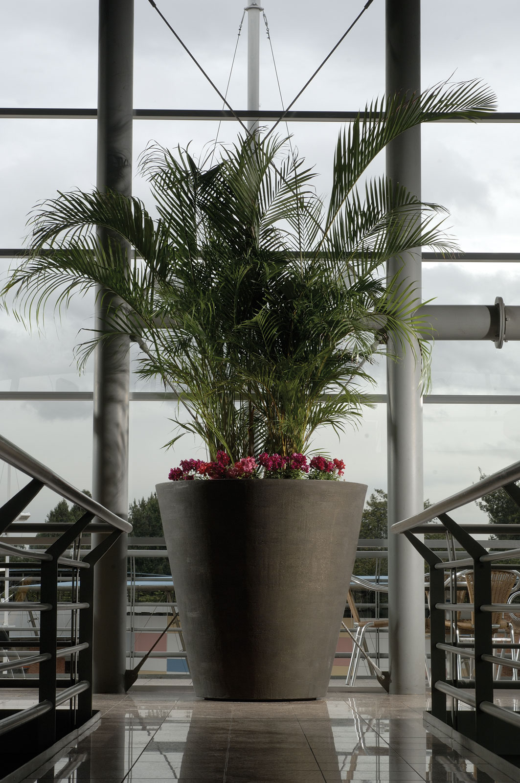 The Ever Popular Madison Planter From Crescent Is A Lightweight