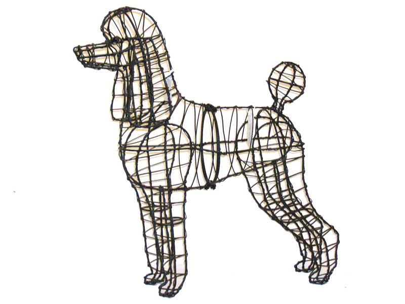 Topiary Frames - Dogs, Cats, Deer, Rabbits & More | Garden Artisans, LLC