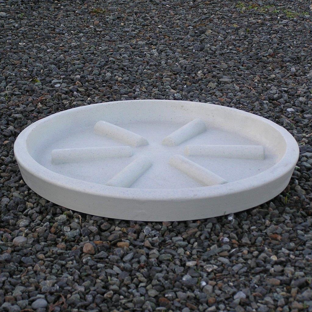 Round Square Amp Rectangular Heavy Duty Saucers For
