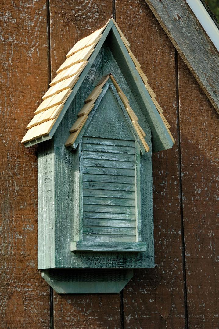Victorian Bat House Garden Artisans Llc