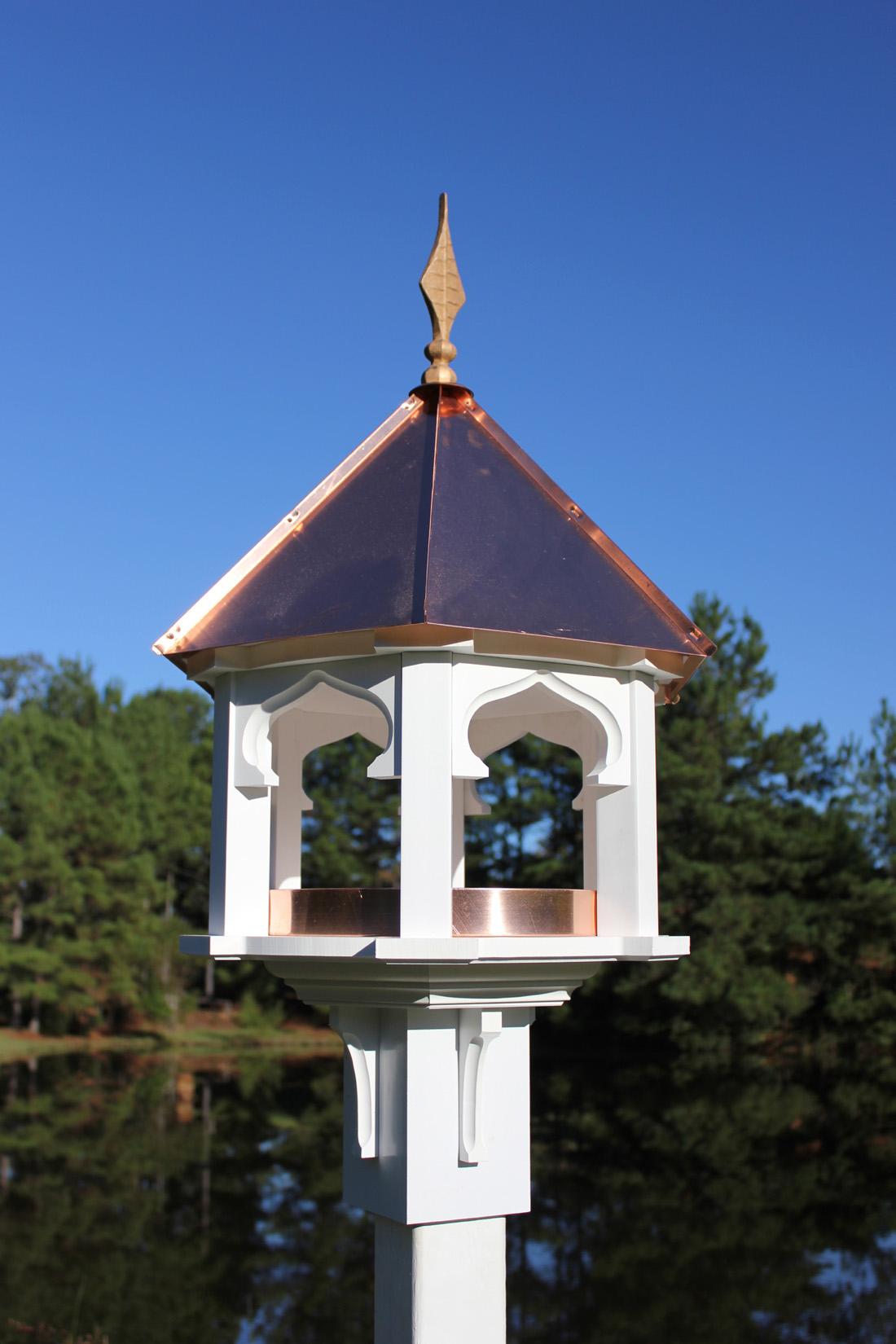 Carousel Cafe Bird Feeder Garden Artisans Llc
