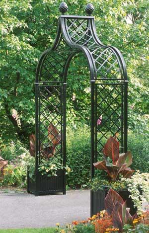 Brighton Garden Arch Garden Artisans Llc