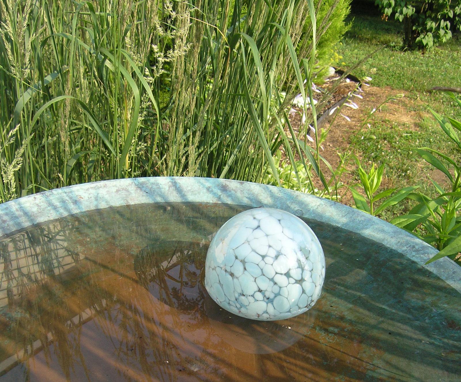 Hand-blown Glass Floats