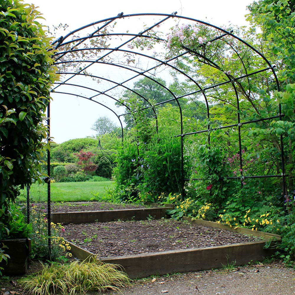 Agriframes Steel Pergolas 4 39 To 10 39 Widths Available 4