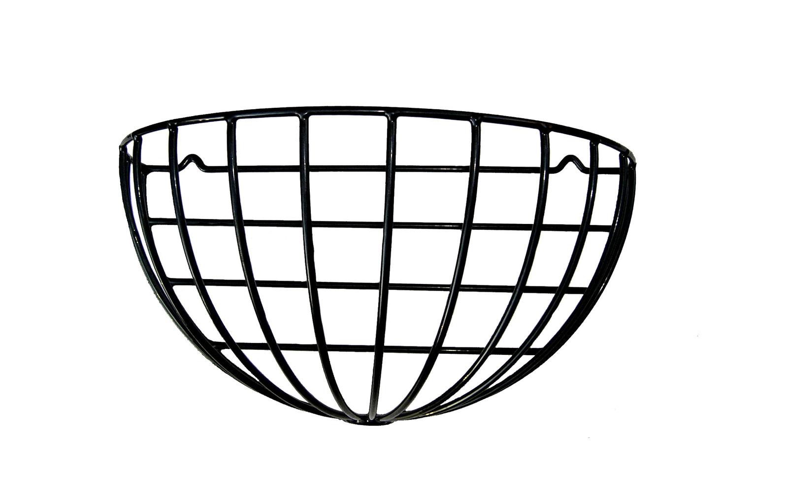 22 Wide Hayrack Wall Basket
