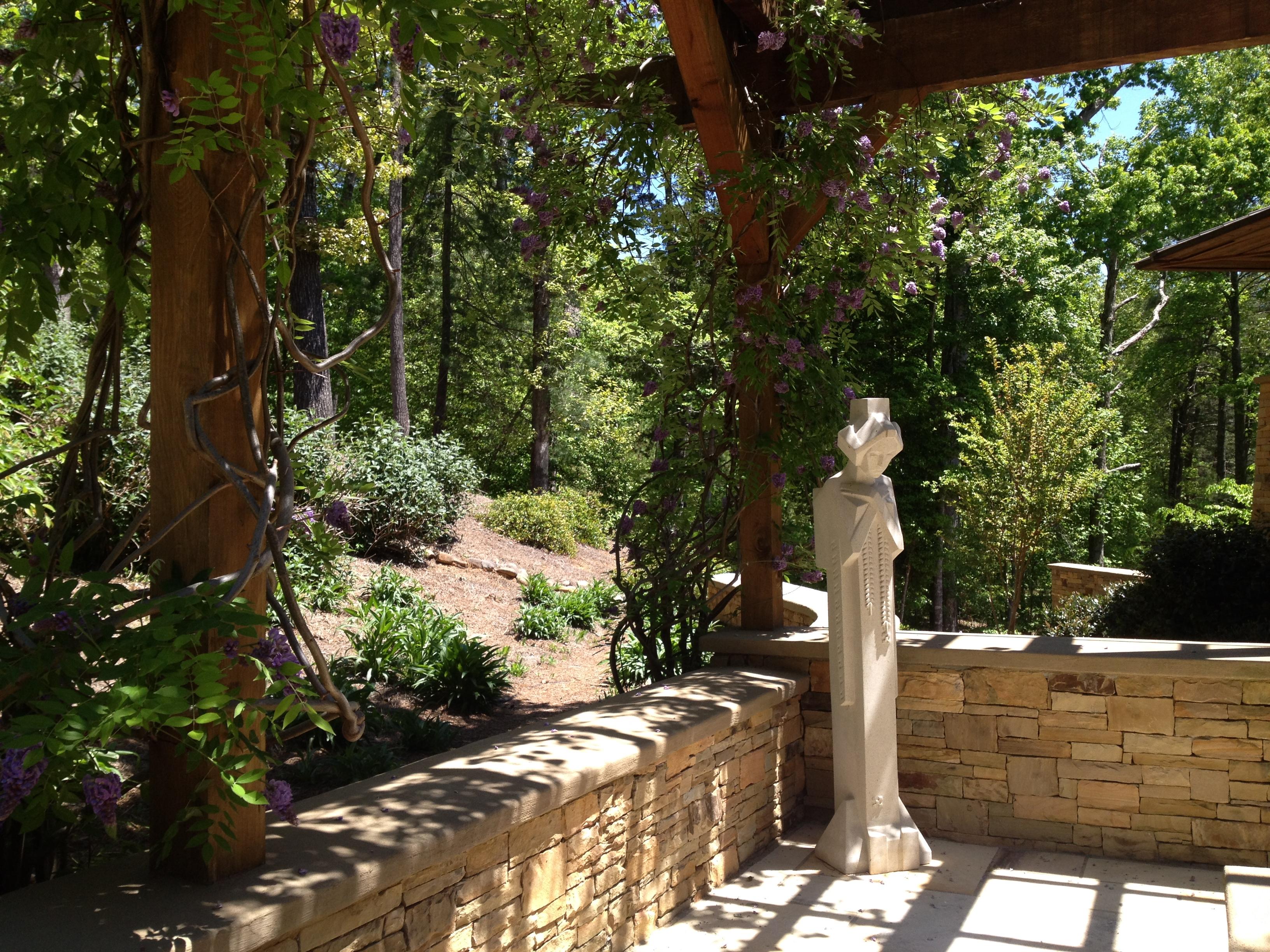 Maid In The Mud Garden Sprite By Frank Lloyd Wright