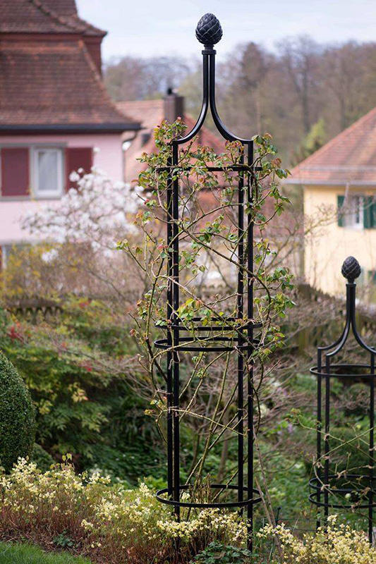 Obelisk I Rose Pillar By Classic Garden Elements Garden