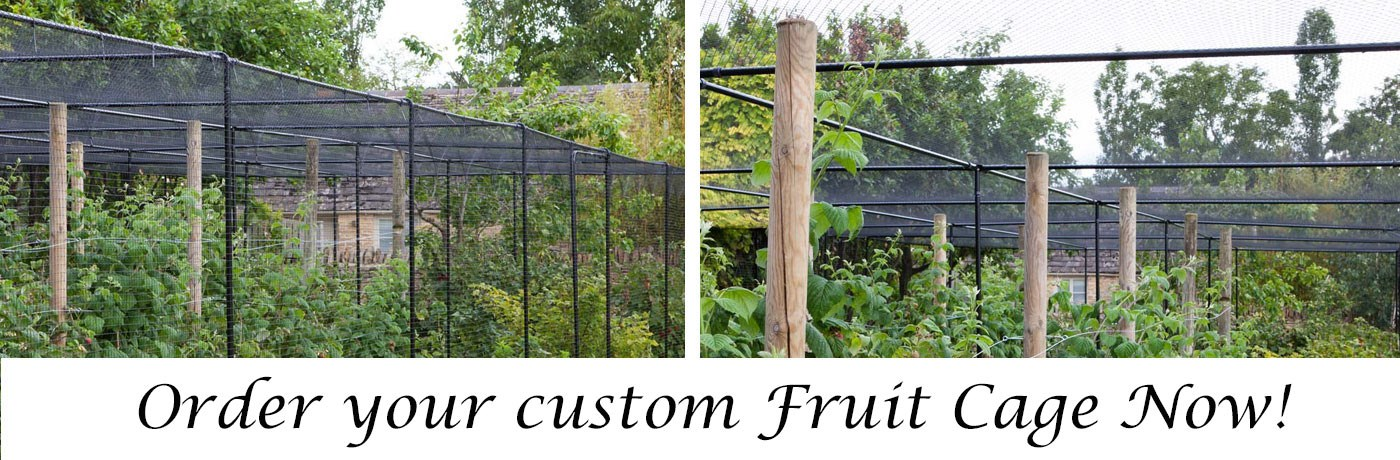 Order your Superior Fruit Cage from Agriframes now!