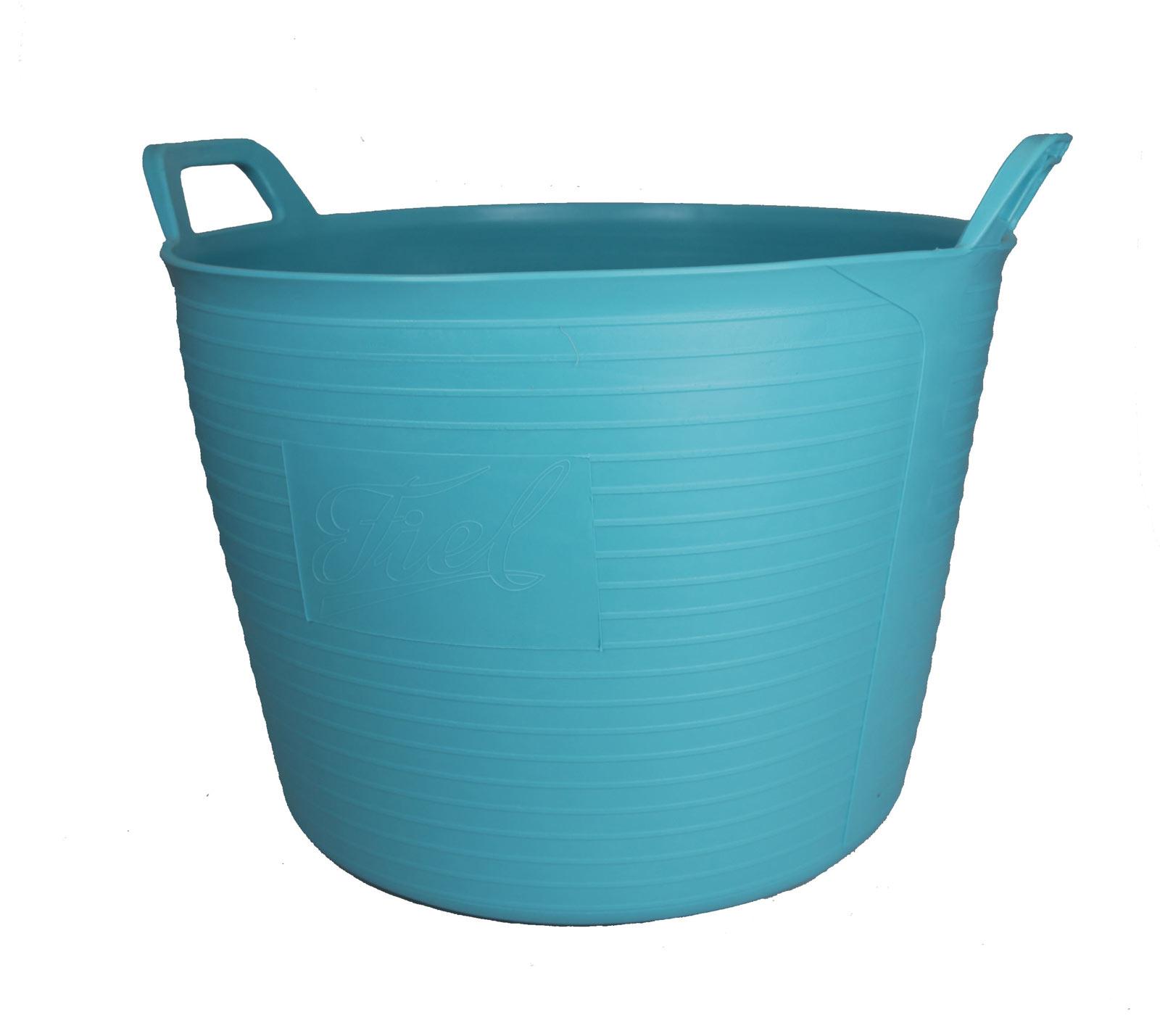 Fiel Trug Tub Aqua 10 5 Gallon Garden Artisans Llc