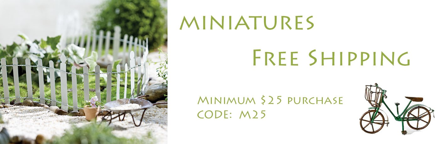 Miniatures - Free Shipping!