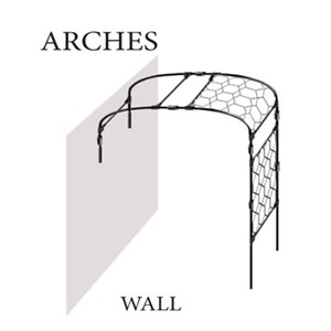 Wall Arch - Steel Wall Arches