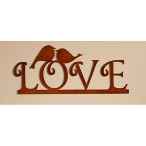 Love Wall Art Sign