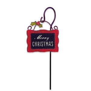 Mini Christmas Sign with Hook