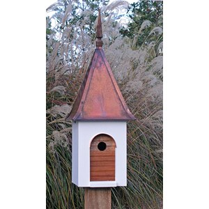 French Villa Birdhouse