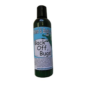 Back off Bugs natural insect repellent