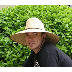 Nurseryman's Straw Hat