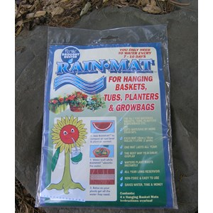 RainMat watering retention sheets
