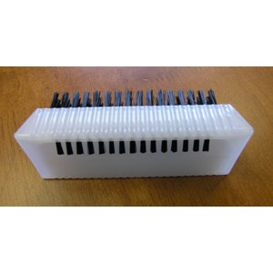 Surgical Scrub Brush - the best for getting dirt from under nails