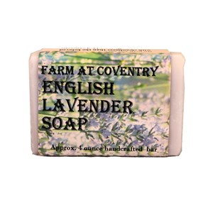 English Lavender - Handcrafted Soap