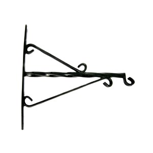 Heavy-duty steel wall bracket