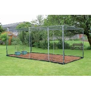 Vegetable Garden Frames Fruit Cages Walkin Cages Garden