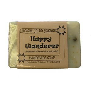 Happy Wanderer - handcrafted soap