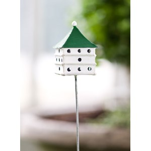 Miniature Martin Birdhouse Pick