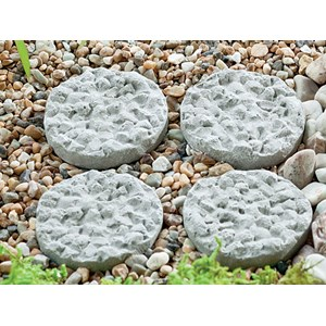 Round Miniature Step Stones