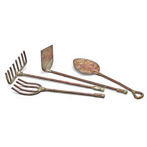 Miniature Garden Tool Set