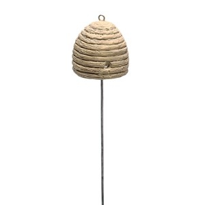 Miniature Bee Skep Pick