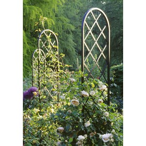 Beekman stand alone garden trellis - steel construction