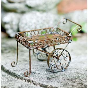 Mini Tea Cart