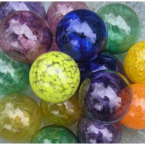 Ornamental Pond Balls