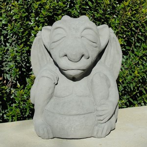 Mediating Gargoyle - Antique