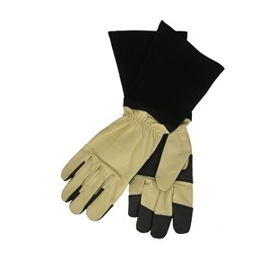 Rose Gauntlet Gloves for Men