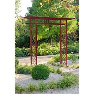 Torii Steel Garden Arch