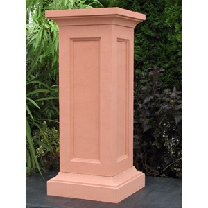 Oxford Pedestal - Terracotta
