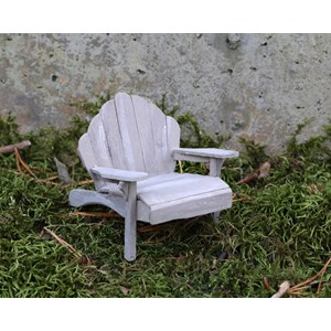 Mini Adirondack Chair