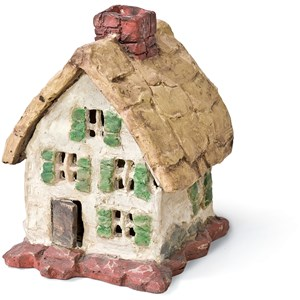 Miniature Thatched Cottage