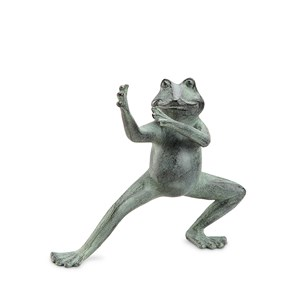 Tai Chi Flexing Frog