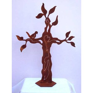 Tree Cross - Metal