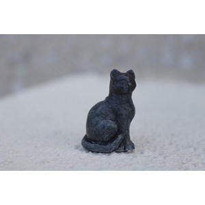 Miniature Cat - Hydrostone