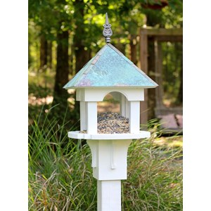 Sky Box Cafe Bird Feeder
