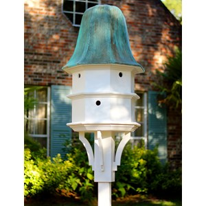 The Barrington - multi-family bird home