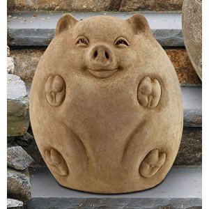 Oink the Pig in Gardenstone