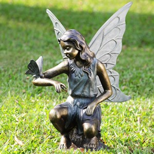 Grace Fairy Garden Sculpture