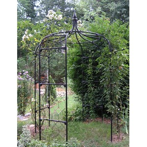 Classic Extra 6' Gothic Gazebo - Special Order
