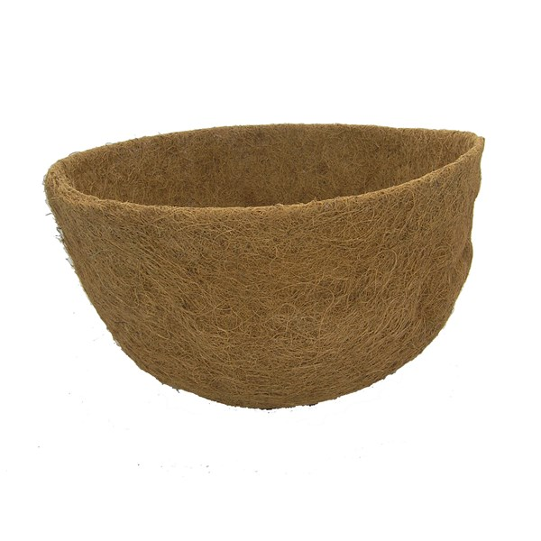 "Molded Coco Liner for 16"" x 10"" Basket"