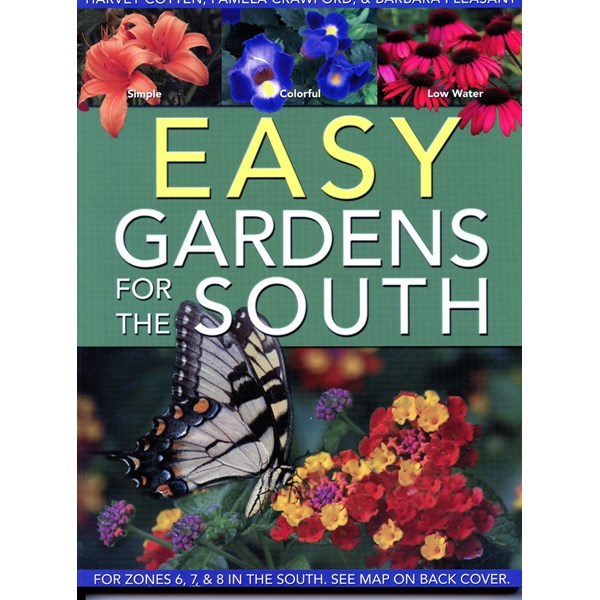 Pamela Crawford's Easy Gardens for the South Book